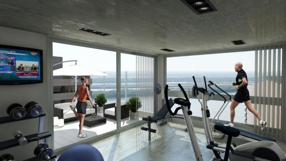 M t martin tettamanzi inmobiliaria rosario for Gimnasio fitness rosario
